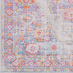 "Home Accents Antioch 7'10"" x 10'6"" Area Rug, Multi, large"