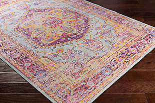 Home Accents Antioch 2' x 3' Area Rug, Multi, rollover
