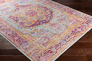 Home Accents Antioch 9' x 13' Area Rug, Multi, rollover