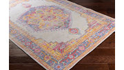 "Home Accents Antioch 7'10"" x 10'6"" Area Rug, Multi, rollover"