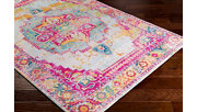 "Home Accents Aura 5'3"" x 7'6"" Area Rug, Multi, rollover"