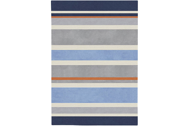 "Home Accents 4'10"" x 7' Rug, , large"