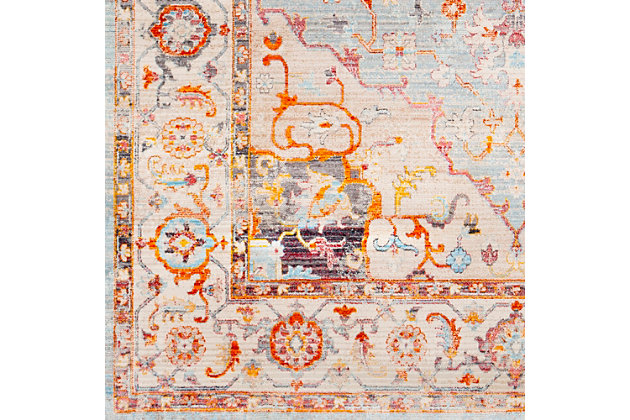Home Accents Ephesians 2' x 3' Area Rug, Multi, large
