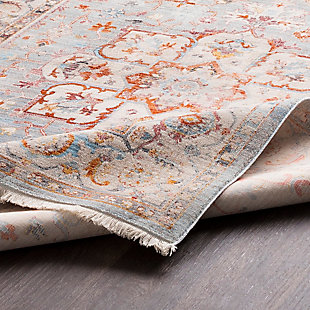 """Home Accents Ephesians 2'7"""" x 5' Area Rug, Multi, large"""