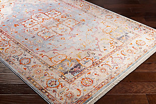 "Home Accents Ephesians 2'7"" x 9' Area Rug, Multi, rollover"