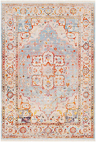 """Home Accents Ephesians 9 x 12'10"""" Area Rug, Multi, large"""