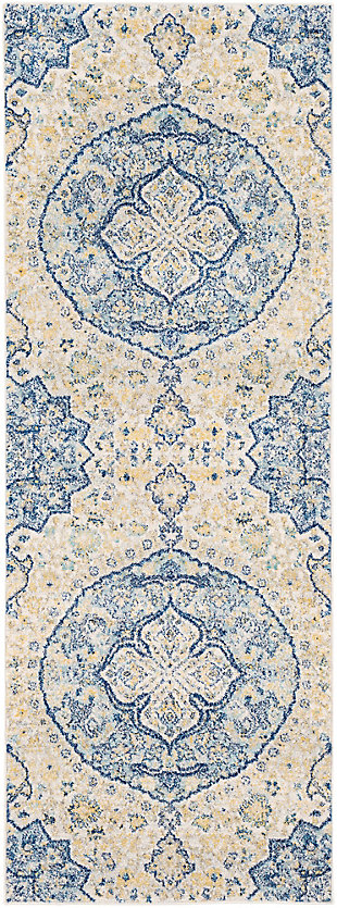 "Home Accents Harput 3'11"" x 5'7"" Area Rug, Multi, large"