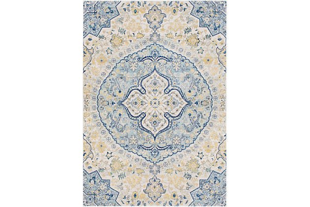 "Home Accents Harput 5'3"" x 7'3"" Area Rug, Multi, large"