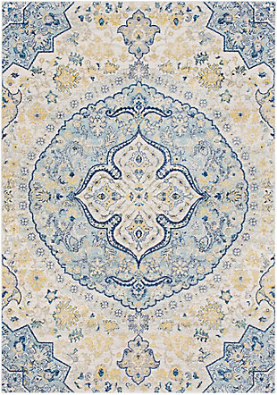 "Home Accents Harput 7'10"" x 10'3"" Area Rug, Multi, large"