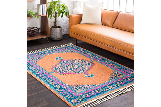 Home Accents Love 2' x 3' Area Rug, Multi, large