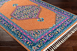 "Home Accents Love 7'10"" x 10' Area Rug, Multi, rollover"