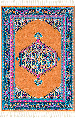"""Home Accents Love 9'3"""" x 12'1"""" Area Rug, Multi, large"""