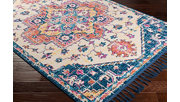 "Home Accents Love 5' x 7'3"" Area Rug, Multi, rollover"