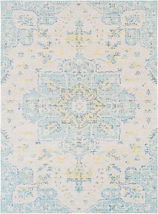 Rectangular Transitional 2' x 3' Area Rug, Multi, large