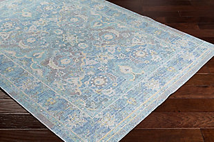 "Rectangular Transitional 3'11"" x 5'11"" Area Rug, Multi, rollover"