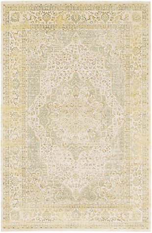 "Rectangular Classic 5'1"" x 7'6"" Area Rug, Multi, large"