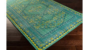 "Hand Knotted 5'6"" x 8'6"" Area Rug, Multi, rollover"
