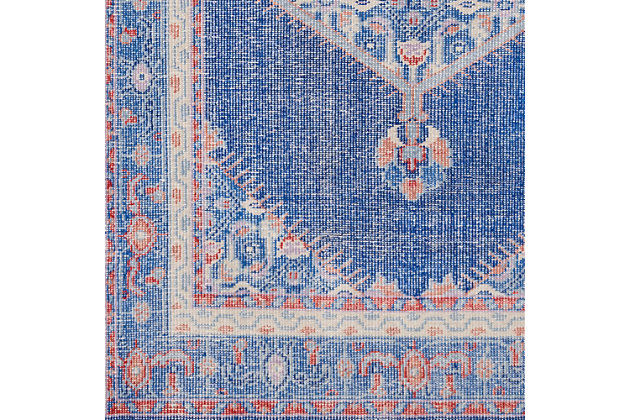 Hand Knotted 8' x 11' Area Rug, Multi, large