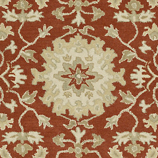 Home Accents 5' x 8' Rug, Multi, large