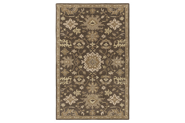 Home Accents 5' x 8' Rug by Ashley HomeStore, Multi