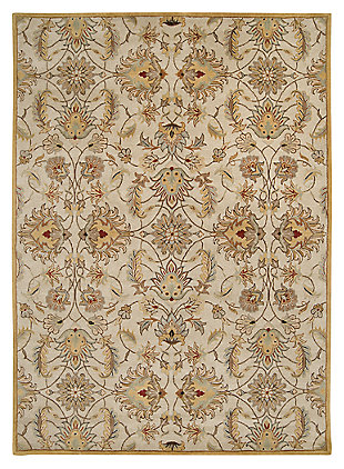 Home Accents 8' x 11' Rug, Multi, large
