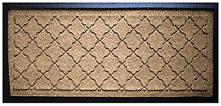 Home Accent Aqua Shield Cordova Boot Tray, Khaki, large