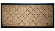 Home Accent Aqua Shield Cordova Boot Tray, Khaki, large