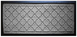 Home Accent Aqua Shield Cordova Boot Tray, Medium Gray, large