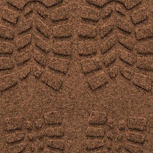 Home Accent Aqua Shield Lug Sole Boot Tray, Dark Brown, large