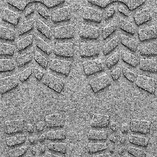 Home Accent Aqua Shield Lug Sole Boot Tray, Medium Gray, large