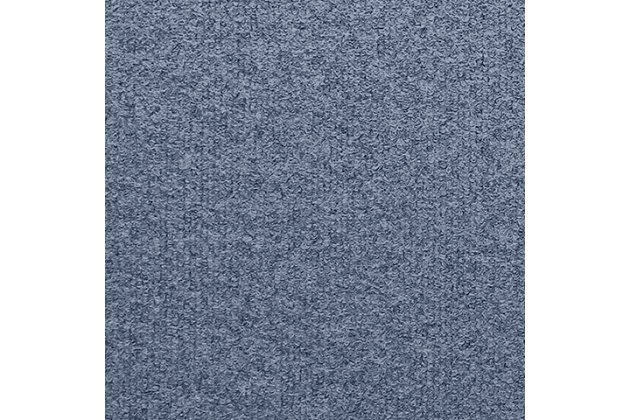 Home Accent Aqua Shield Hello/Goodbye 2' x 3' Doormat, Bluestone, large