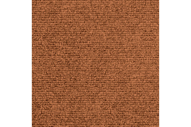 Home Accent Aqua Shield Welcome Home 2' x 3' Doormat, Dark Brown, large
