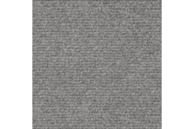 Home Accent Aqua Shield Simple Welcome 2' x 3' Doormat, Medium Gray, large