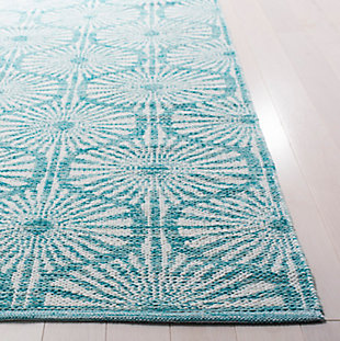 Classic 5' x 8' Area Rug, Blue, rollover