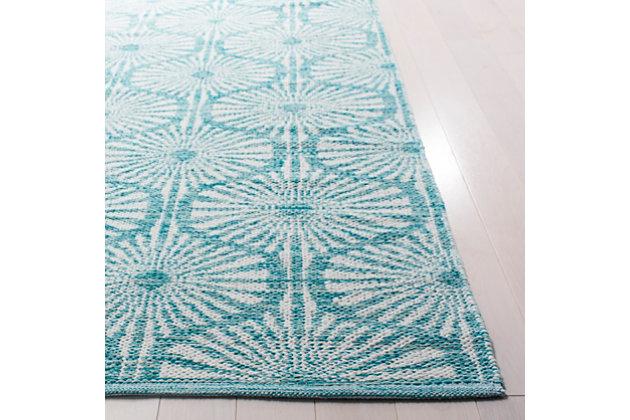 Classic 5' x 8' Area Rug, Blue, large