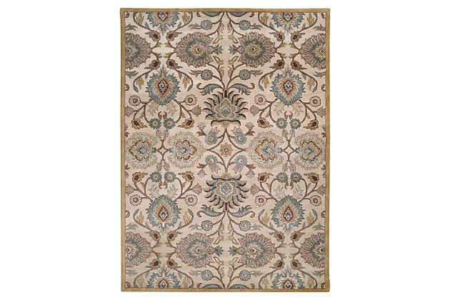 Multi-Color Home Accents 8' x 11' Rug by Ashley HomeStore