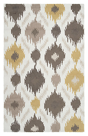 Home Accents 5' x 8' Rug, Multi, rollover
