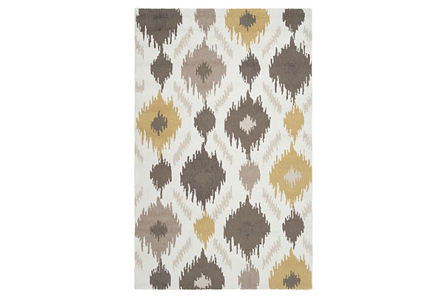 Multi-Color Home Accents 8' x 10' Rug by Ashley HomeStore