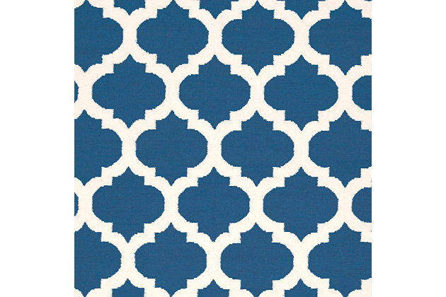 Home Accents 8' x 11' Rug by Ashley HomeStore, Blue