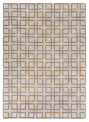 Home Accents 8' x 11' Rug, Multi, rollover