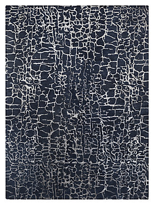 Home Accents 8' x 11' Rug, Blue, rollover