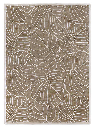 Home Accents 8' x 11' Rug, Green, rollover