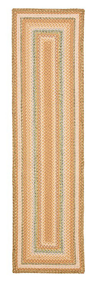"Reversible 2'3"" x 8' Runner Rug, Beige, large"