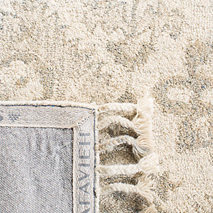 Accessory 5' x 8' Area Rug, Light Gray, large