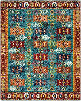 Accessory 8' x 10' Area Rug, Multi, large