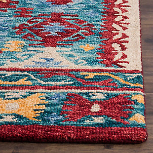 Accessory 5' x 8' Area Rug, Multi, large