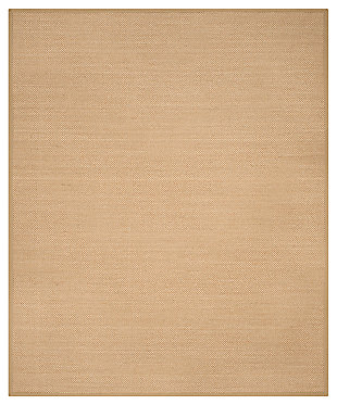 Natural Fiber 8' x 10' Area Rug, Beige/Natural, rollover