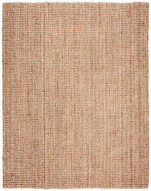 Natural Fiber 8' x 10' Area Rug, Beige/Natural, large