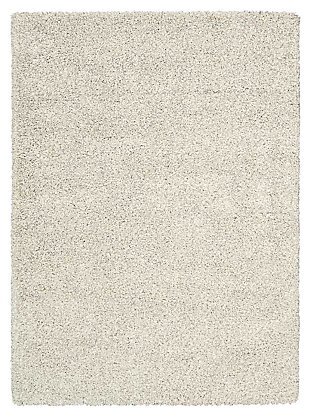 "Accessory Amore Bone 3'11"" x 5'11"" Area Rug, Bone, large"