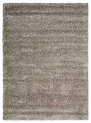 "Accessory Amore Stone 5'3"" x 7'5"" Area Rug, Gray, large"